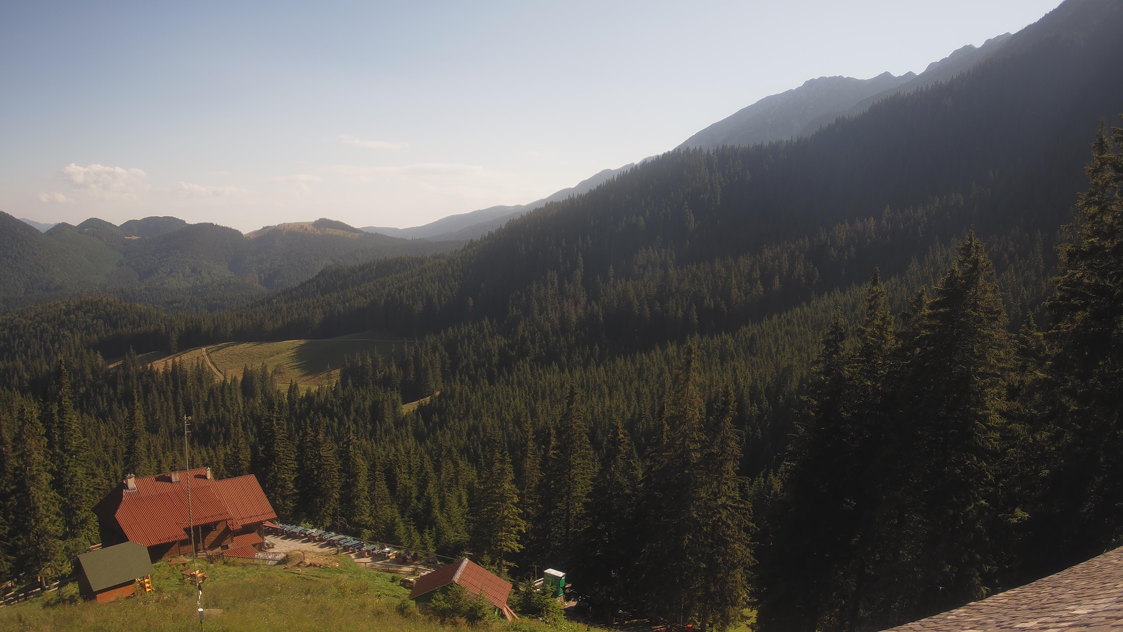 Webcam piatra Craiului